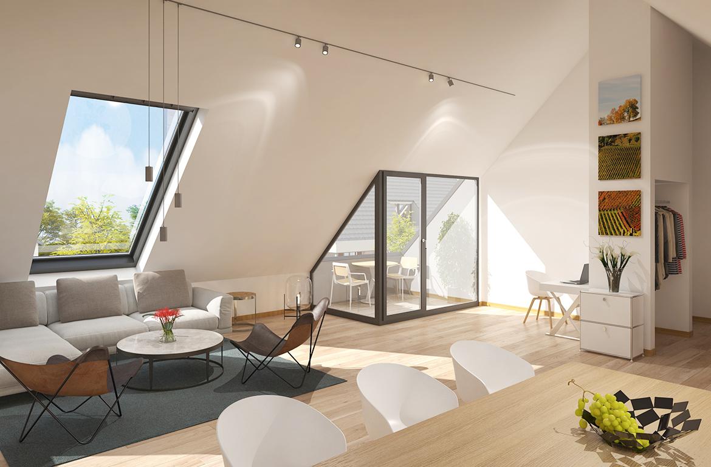 Wohnhoefe_Jugenheim_Visualisierung_Dachgeschoss